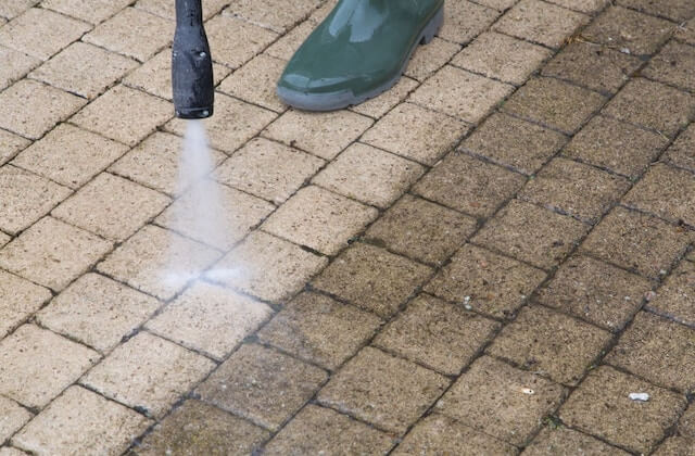 houston patio cleaning
