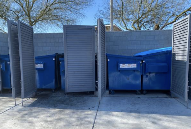 dumpster cleaning in houston