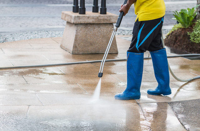 commercial cleaning houston