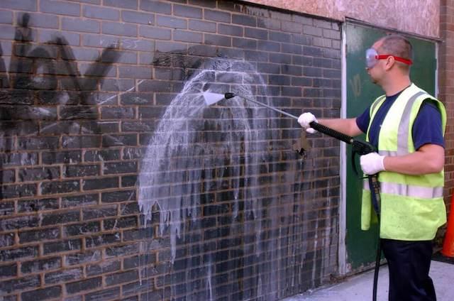 graffiti removal in houston